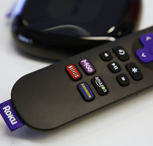Roku Inc. CEO Anthony Wood Unveils New Streaming Devices